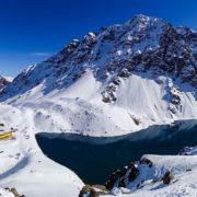 estação de ski portillo, no chile