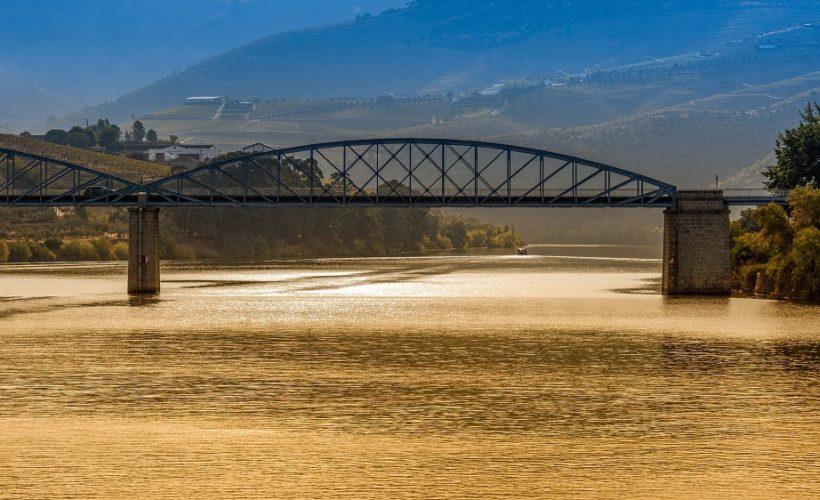 rio douro, em portugal